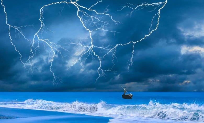 What causes lightning and thunder
