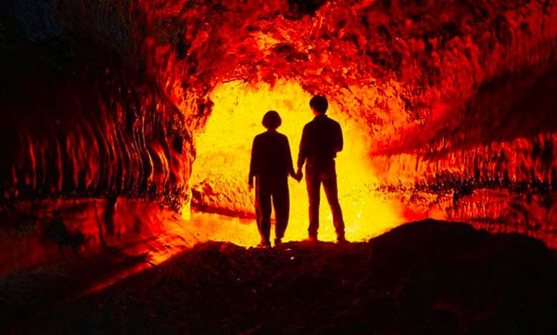 What is lava tube