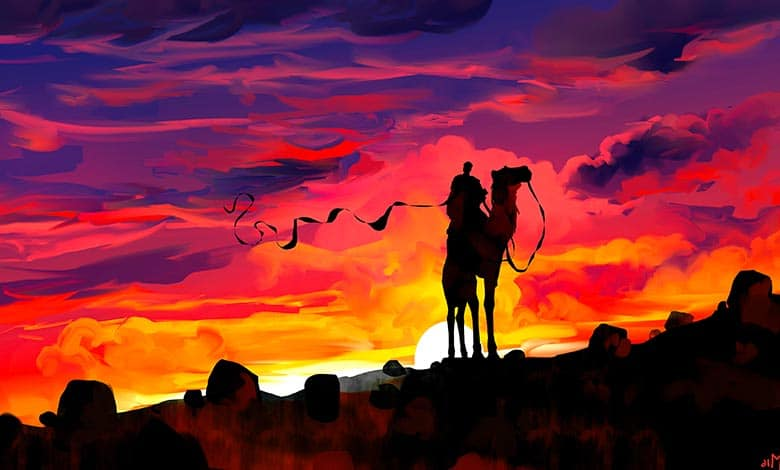 Why Is The Sky Red At Night, Sunrise & Sunset