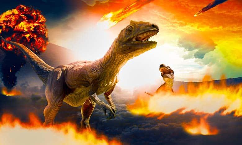 How did dinosaurs die