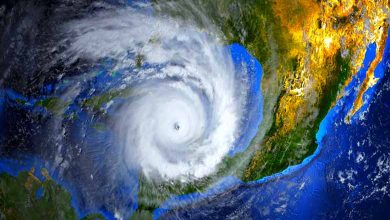 What causes a hurricane to form