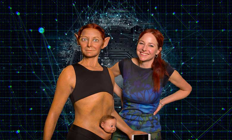 What will humans look like in 100 years