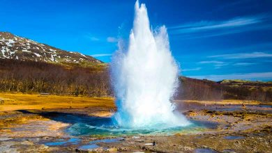 How does geyser works