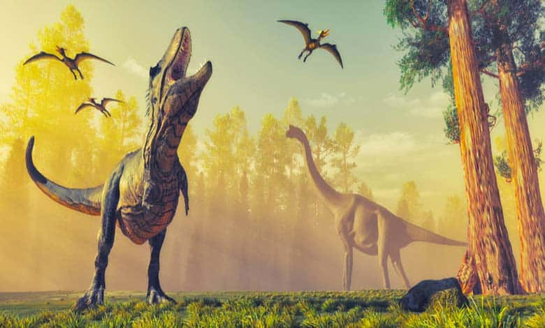 How the t rex lost its arms
