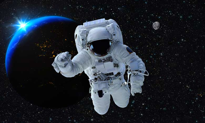 Is space a perfect vacuum