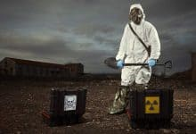 What happens to nuclear waste