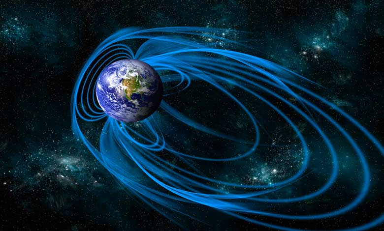 What happens when earth magnetic field reverses
